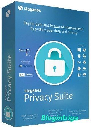 Steganos Privacy Suite 20.0.5 Rev 12419 ENG