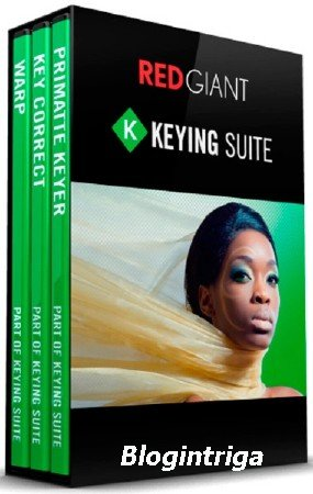 Red Giant Keying Suite 11.1.10 RePack by PooShock ENG