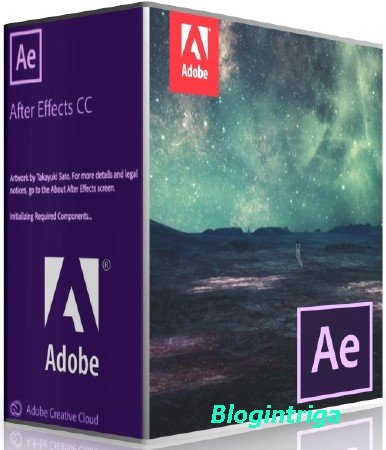 Adobe After Effects CC 2019 16.0.0.235 RePack by PooShock ML/RUS