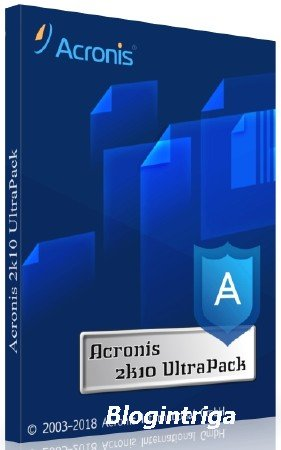 Acronis 2k10 UltraPack 7.20 RUS/ENG