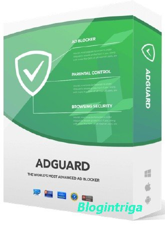 Adguard Premium 6.4.1814.4903 Final DC 30.10.2018 ML/RUS