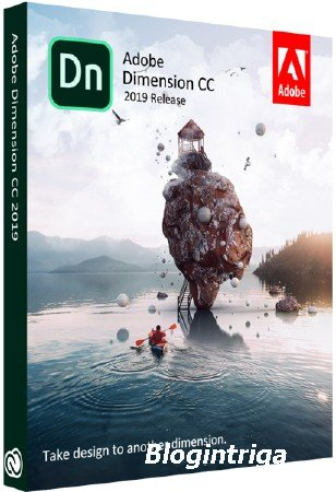 Adobe Dimension CC 2.0.0.764 by m0nkrus