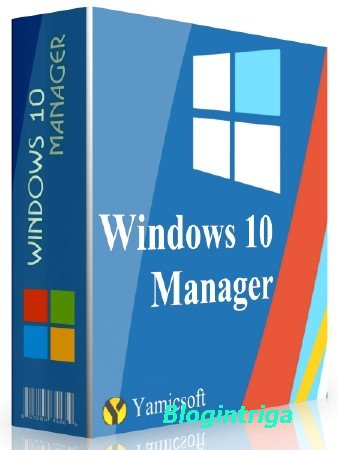 Windows 10 Manager 2.3.7 RePack & Portable by KpoJIuK ML/RUS