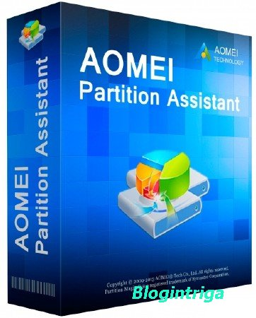AOMEI Partition Assistant Technician 7.5.1 RePack by KpoJIuK ML/RUS