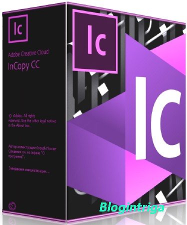 Adobe InCopy CC 2019 14.0.130 by m0nkrus ML/RUS