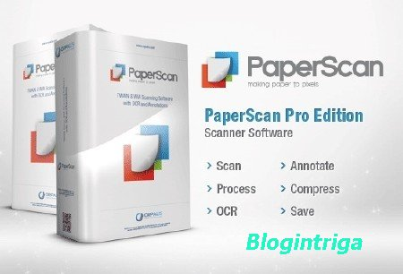 ORPALIS PaperScan Professional Edition 3.0.73 ML/RUS