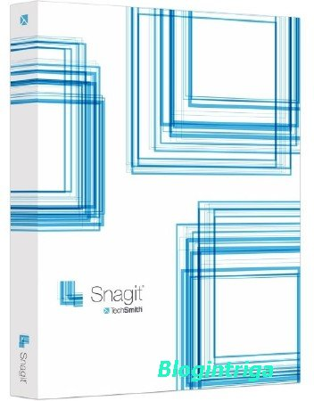 Techsmith Snagit 2019 19.0.1 Build 2448 RePack by KpoJIuK RUS/ENG