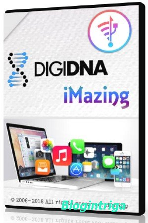 DigiDNA iMazing 2.7.3