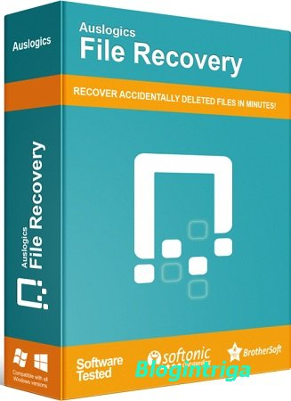 Auslogics File Recovery 8.0.19.0 RePack by Diakov