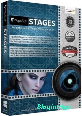 AquaSoft Stages 10.6.1 RePack/Portable by elchupakabra