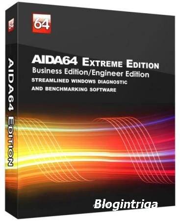 AIDA64 Extreme / Business / Engineer / Network Audit 5.99.4900 Stable RePack & Portable by KpoJIuK