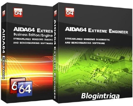 AIDA64 Extreme / Business / Engineer / Network Audit 5.99.4900 Stable Portable ML/RUS
