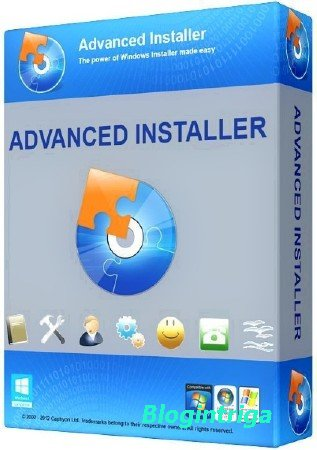 Advanced Installer Architect 15.4.1 Russian