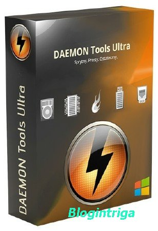 DAEMON Tools Ultra 5.4.0.894 ML/RUS