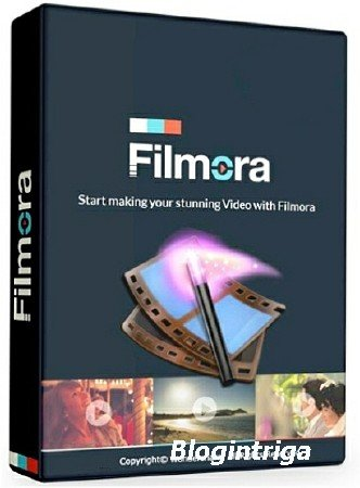 Wondershare Filmora 8.7.6.2 ML/RUS