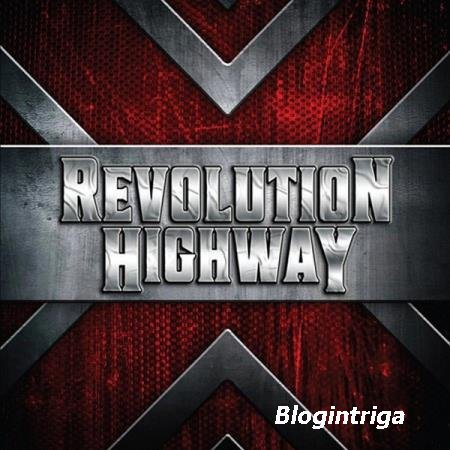 Revolution Highway - Revolution Highway (2018)