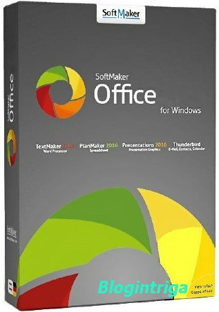 SoftMaker Office Professional 2018 Rev 942.1129 RePack & Portable by KpoJIuK RUS/ENG