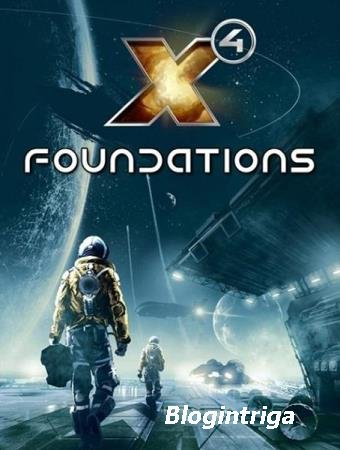 X4: Foundations (2018/RUS/ENG/MULTi11/RePack от FitGirl)