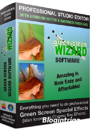 Green Screen Wizard Professional 10.2 ENG