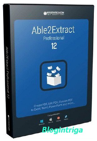 Able2Extract Professional 14.0.3.0 ENG