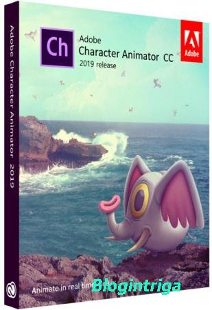 Adobe Character Animator CC 2019 2.0.1.8 by m0nkrus