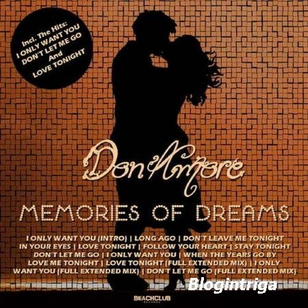 Don Amore - Memories Of Dreams (2018)