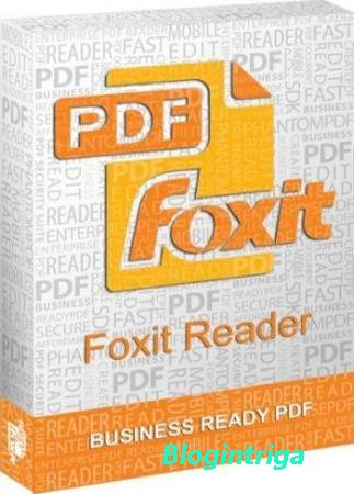 Foxit Reader 9.4.0 Build 16811 RePack/Portable by Diakov