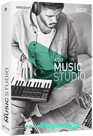 MAGIX ACID Music Studio 11.0.7.18