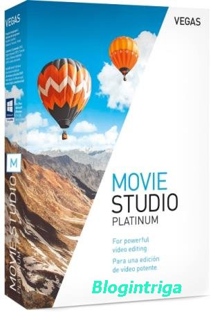 MAGIX VEGAS Movie Studio Platinum 16.0.0.109