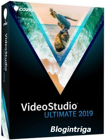 Corel VideoStudio Ultimate 2019 22.1.0.326 + Rus + Content