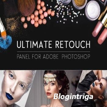 Ultimate Retouch Panel 3.7.59 for Adobe Photoshop