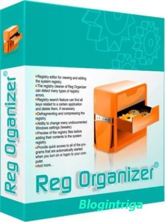 Reg Organizer 8.26 Final RePack/Portable by elchupacabra