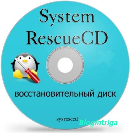 SystemRescueCd 6.0.2 Final