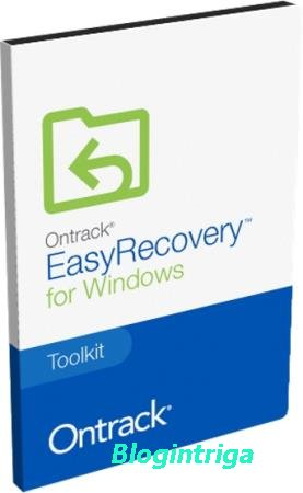 Ontrack EasyRecovery Toolkit for Windows 13.0.0.0