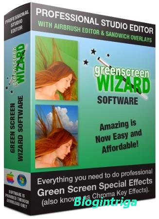 Green Screen Wizard Professional 10.5