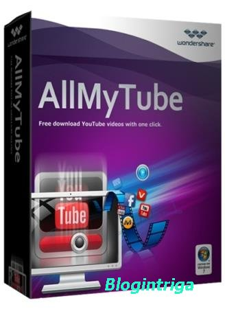Wondershare AllMyTube 7.4.0.9