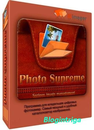 IdImager Photo Supreme 4.3.3.2001