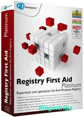 Registry First Aid Platinum 11.3.0 Build 2576 RePack & Portable by TryRooM