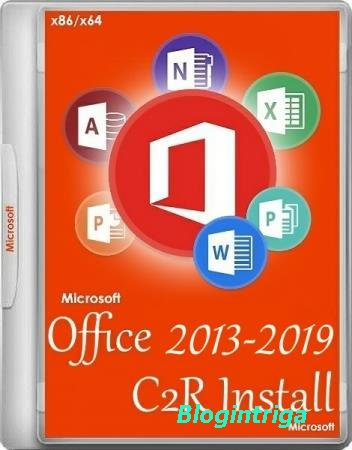 Office 2013-2019 C2R Install / Lite 6.5.9 Portable
