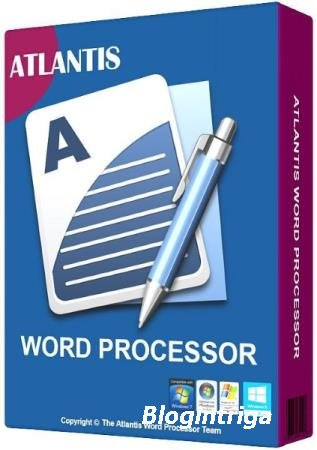 Atlantis Word Processor 3.2.13.1