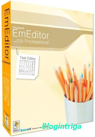 Emurasoft EmEditor Professional 18.7.1 Final + Portable