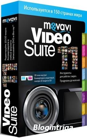 Movavi Video Suite 18.3.0