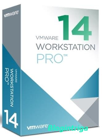 VMware Workstation Pro 14.1.7 Build 12989993