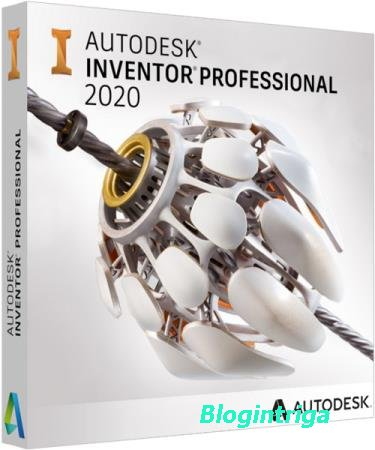 Autodesk Inventor Professional 2020 Build 168