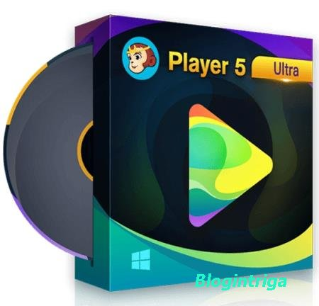 DVDFab Player Ultra 5.0.2.7 DC 10.04.2019