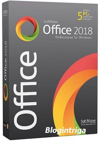 SoftMaker Office Professional 2018 rev 962.0418 RePack & Portable by KpoJIuK