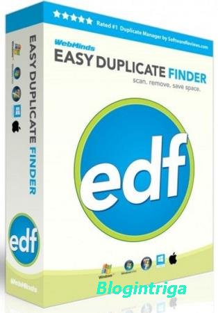 Easy Duplicate Finder 5.22.0.1058