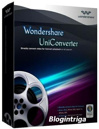 Wondershare UniConverter 11.0.0.218