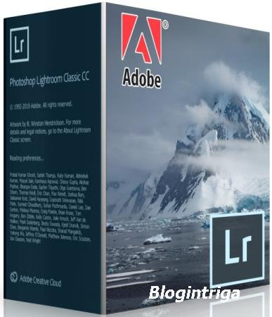 Adobe Photoshop Lightroom Classic CC 2019 8.3.0.10 RePack by PooShock