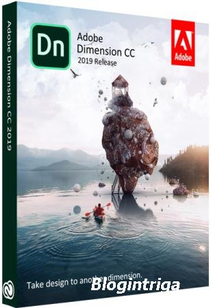 Adobe Dimension CC 2.2.1.819 by m0nkrus